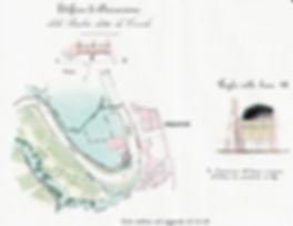 Opere di presa bealera Cossola (1844)