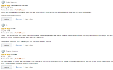 Wild Passion Amazon 3 reviews.png