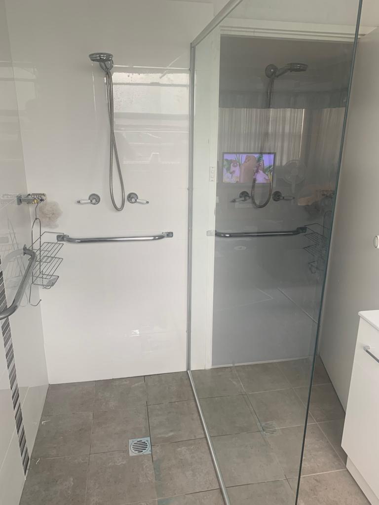 Interior Bathroom Renovation