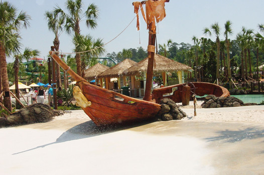 Shotcrete Artistic Element - Pirate Ship 1.JPG