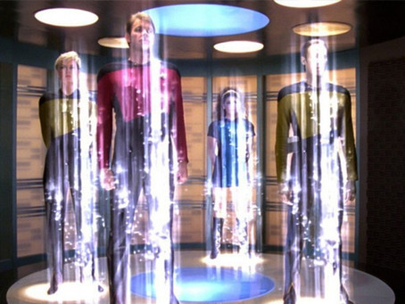 """""""BEAM ME UP"""" Quantum Teleportation Is Closer Than You Think."""