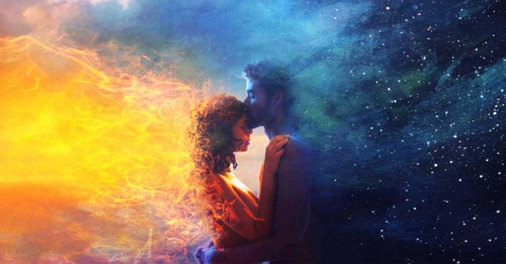The Sacred Union ~ The Twin Flame Alchemical Ascension