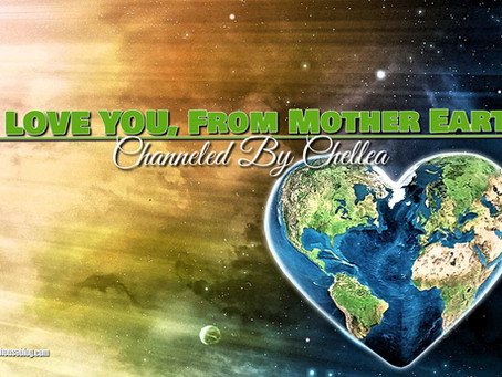 I LOVE YOU, From Mother Earth