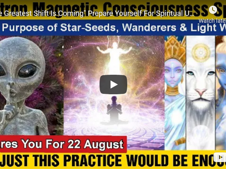 """""""The Greatest Shift Is Coming"""" Prepare Yourself For Spiritual Upgrade - Your Purpose (2021)"""