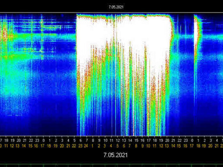Schumann Resonance Spikes to 110 + C3 CME EARTH & SPACE ENERGIES TODAY  5/8/21