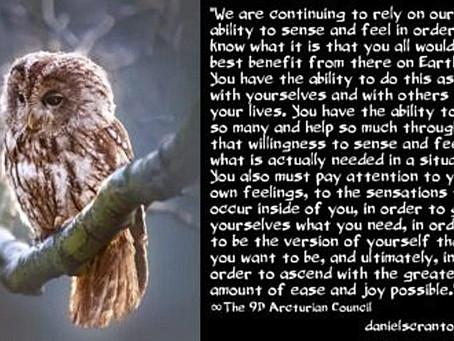Your Most Powerful Abilities ∞ The 9D Arcturian Council ∞ Daniel Scranton