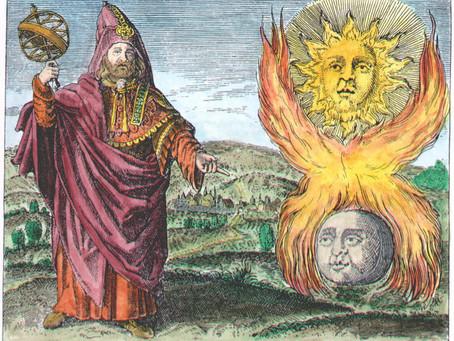 HERMES AND THE GREAT DRAGON Hermes Trismegistus: Poimandres, The Vision of Hermes