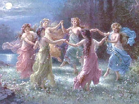 """""""Celebrate and Be Grateful"""" You Did it / The Faerie Realm"""