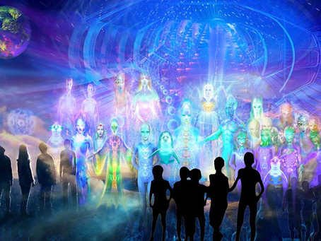 Cosmic Light Update ~ July18-24 ~ FAMILY OF LIGHT CONTACT & Everything is Changing