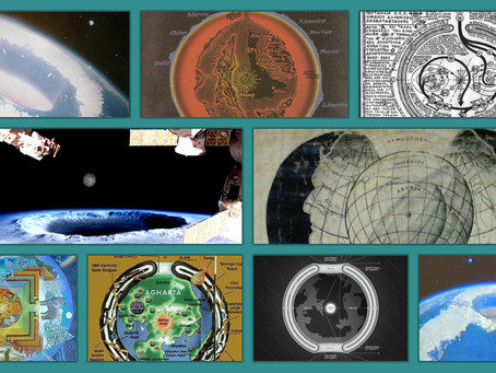 Exploring the Realms of  INNER EARTH