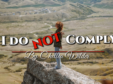 I Do NOT Comply
