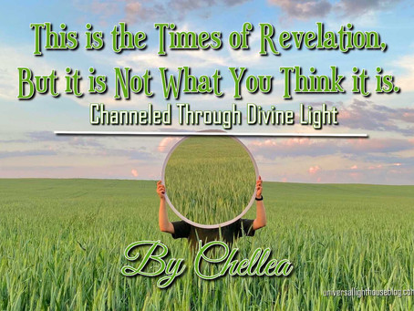 This is the Times of Revelation, But it is Not What You Think it is.