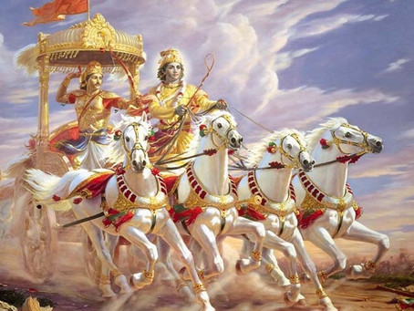 """""""THE SONG OF SPIRIT"""" OR BHAGAVAD GITA (Full book for Research and study)"""