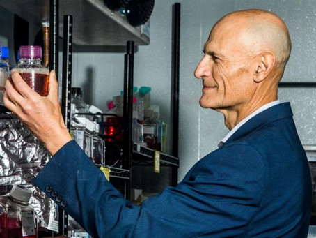 Scientist Creates The 'Elixir Of Life' ~ Extending the Human Lifespan By 30 To 50 Years