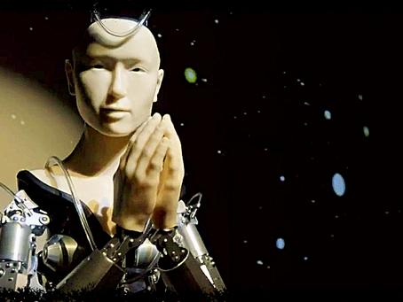 """Meet """"Mindar"""" The Buddhist """"Robot"""" That Teaches Buddhism"""