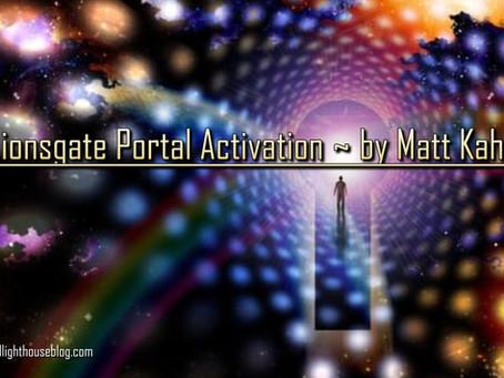Lionsgate Portal Activation ~ by Matt Kahn