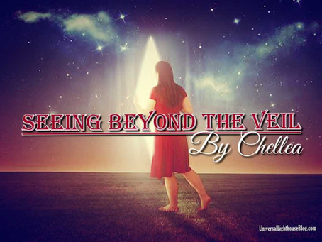 Seeing Beyond The Veil 👻 By Chellea
