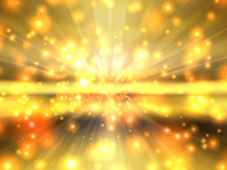 """The True """"Magic"""" of the Light  W/ Excerpts From The Emerald Tablets"""