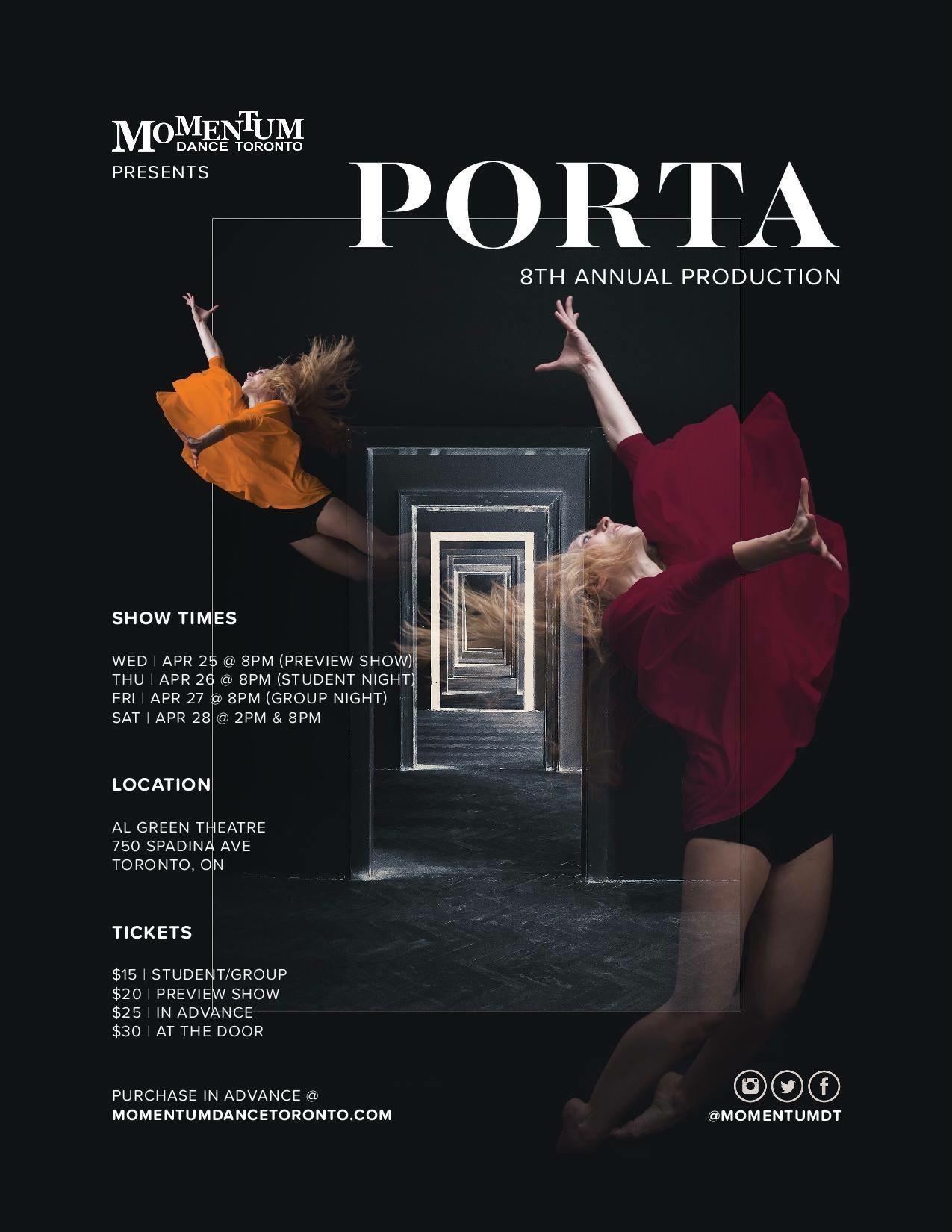 2018 | Porta