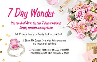 7 Day Wonder