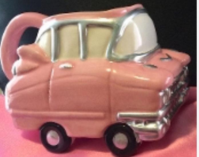 Pink Cadillac Mugs