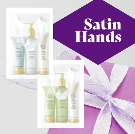 Satin Hands