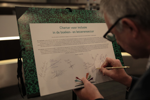 Launch of the Flemish charter