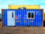 Custom Storage Container Modifications - Door  - Window - Vent