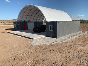 Shipping Container Canopy - Storage Container Canopy - Canopy - Canopies - Container Canoies For Sale / Strage Container Canopy Sales / Arizona / California