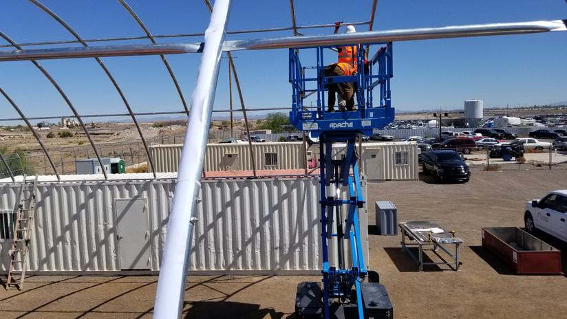 Arizona Container Canopy