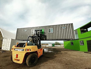 Custom Shipping Contaners / Storage Container / California / Arizona / Contaner Modifications