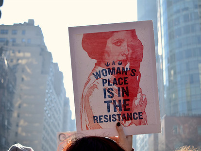 Being A Womxn In The Trump Era