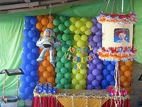 Decoracion en Vejigas, Fiestas Infantiles