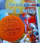 Tienda, articulos, Fiestas