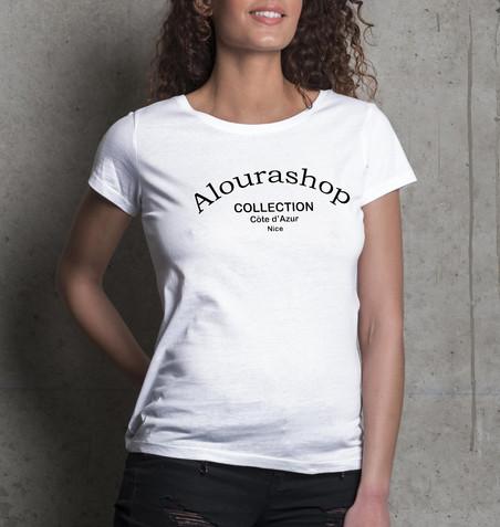 Tshirt Collection Alourashop