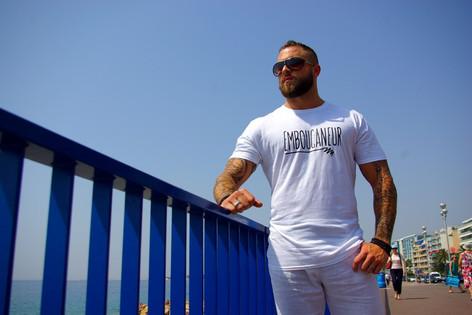 Tshirt Emboucaneur