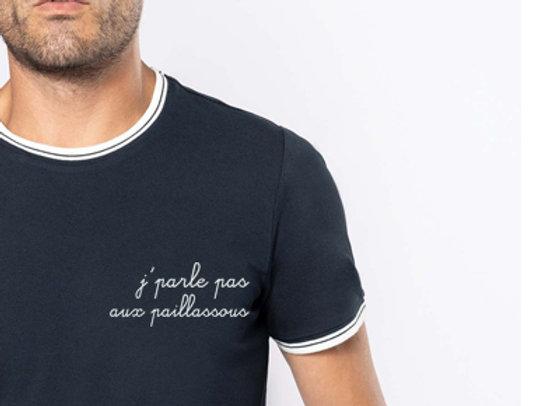 PARLE PAS AUX PAILLASSOUS