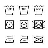 etiquette textile