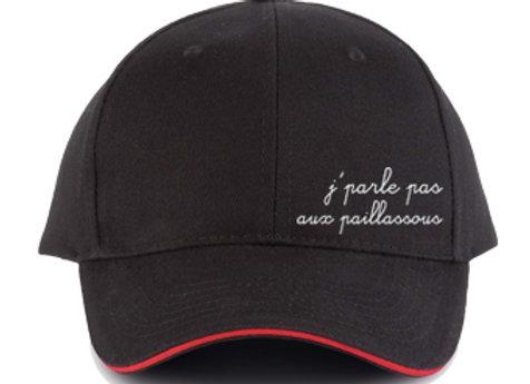 CASQUETTE PAILLASSOUS