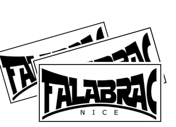 STICKER FALABRAC