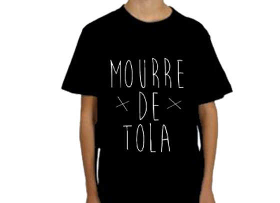 MOURRE DE TOLA (enf)