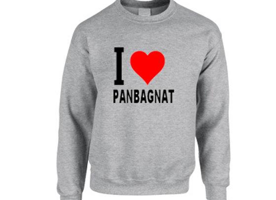 PULL I LOVE PANBAGNAT