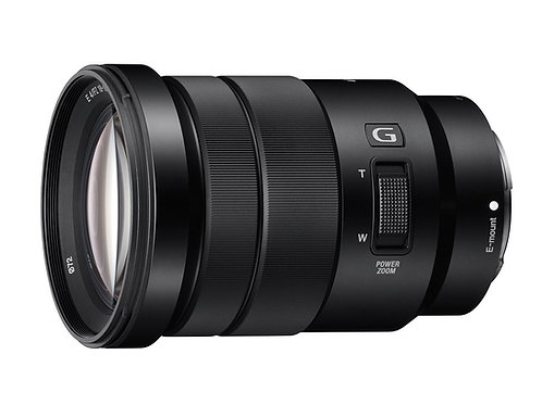 SONY E 18-105 mm F4 G OSS