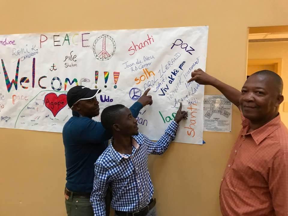 Haitian Delegation2