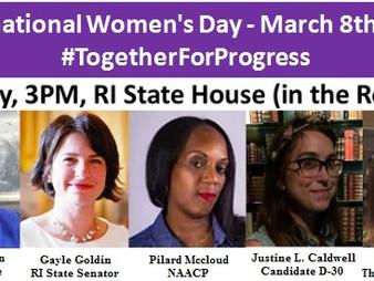 Hope and Change for Haiti Celebrates International Women's Day