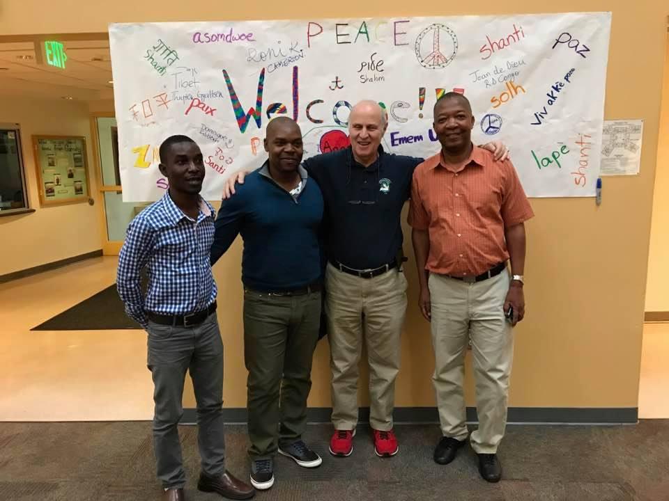 Haitian Delegation