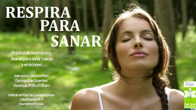 Respira para Sanar