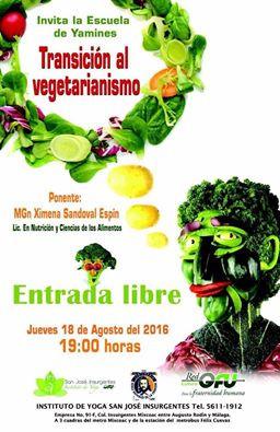 Transición al Vegetarianismo