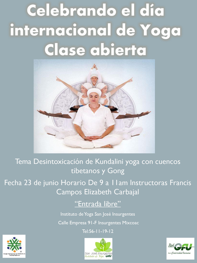 Dia Internacional de Yoga