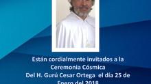 Ceremonia Cósmica